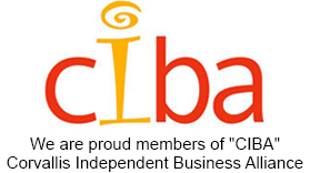 Benson's Interiors are proud members of the Corvallis Independent Business Alliance!