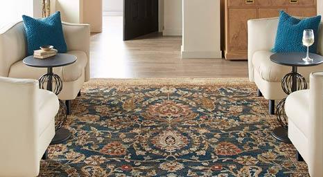 Exquisite area rugs from Karastan.